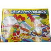 Конструктор развивающий «Готовим из теста» Dough My Snackbar