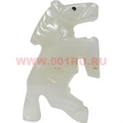 Конь на дыбах из оникса (3 дюйма) 9 см