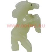 Конь на дыбах из оникса (5 дюймов) 13,5 см