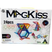 Конструктор магнитный Magkiss 24 деталей