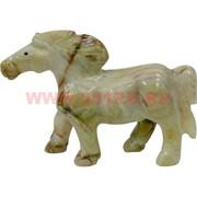 Конь из оникса (6 дюймов) 16,5 см длина