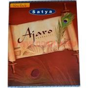 "Благовония SATYA ""Ajaro"" 12 упаковок (45 гр)"