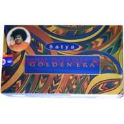 """Благовония SATYA """"Golden Era"""" 12 упаковок (15 гр)"""