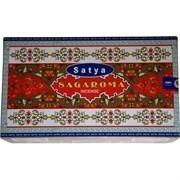 "Благовония SATYA ""Sagaroma"" 12 упаковок (15 гр)"