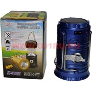 Фонарь-лампа (JY-5700T) раздвижная (100 шт/кор) зарядка 220В и USB