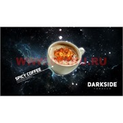 "Табак для кальяна Dark Side 250 гр ""Spicy Coffee"" дарк сайд кофе со специями"