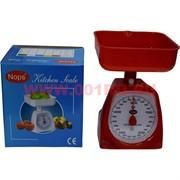 Весы кухонные до 5 кг 24 шт/кор цвета в ассортименте