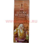 "Благовония HEM ""Lucky Buddha"" (удачилвый будда) 6 шт/уп, цена за уп"