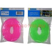 Веревка для вешалок 3 м 240 шт/кор (цвета в ассортименте)