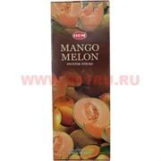 """Благовония HEM """"Mango Melon"""" (манго и дыня) 6 шт/уп, цена за уп"""