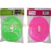 Веревка для вешалок 5 м 240 шт/кор (цвета в ассортименте)