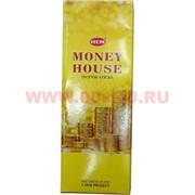 "Благовония HEM ""Money House"" 6 шт/уп, цена за уп"
