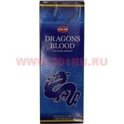 """Благовония HEM """"Dragons Blood"""" (кровь дракона) 6 шт/уп, цена за уп"""