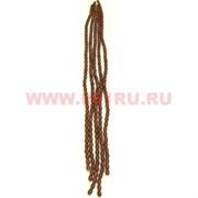 Нитка бусин коричневый авантюрин цена за 1 нитку, натуральный камень