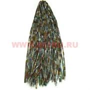 """Нитка бусин яшма """"цилиндрики"""" цена за 1 нитку, натуральный камень"""
