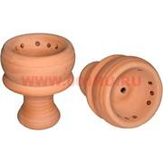 Чашка глиняная для кальяна (дырочки по кругу) 10 см