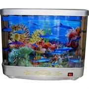Светильник-аквариум 4 размер 29х38 см