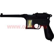 Пистолет игрушечный «маузер» (№1180) свет звук