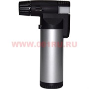 Зажигалка газовая трубочная (горелка) «3 цвета» 12 шт/бл