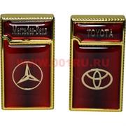Зажигалка газовая «автомобили» 20 шт/бл