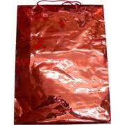 Пакет подарочный голографический 30х40, цена за уп из 20 шт