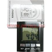 Часы в машину+будильник+термометр+календарь (с подсветкой)