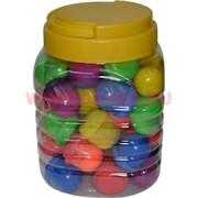 Жвачка для рук цветная 48 шт, цена за банку