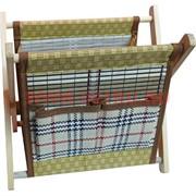 Газетница из бамбука малая