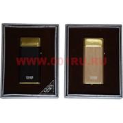 Зажигалка USB Tiger цветная разрядная (двойной разряд)