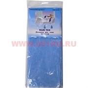 Мочалка для тела Mari Tex 30х100 см цвета в ассортименте, цена за 12 шт