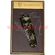 Зажигалка USB Flamingo «раскладной нож» спиральная