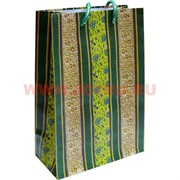 Пакет подарочный бумажный 15х20, цена за уп из 20 шт