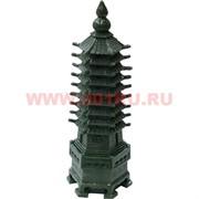Пагода Феншуй под нефрит 21 см