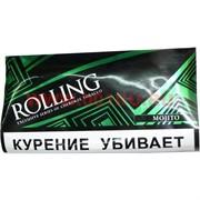 "Табак для самокруток Cherokee Rolling ""Mojito"" 35 гр тонкорезанный (эксклюзивная серия)"
