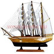 Корабль 33см деревянный макет морского судна