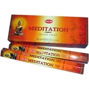 Благовония HEM Hexa MEDITATION