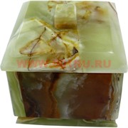 Шкатулка из оникса 7,5 см