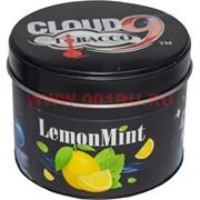 """Табак для кальяна Cloud 9 """"Lemon Mint"""" 200 гр (США) клауд 9 лимон с мятой"""