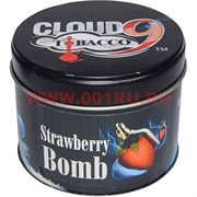 "Табак для кальяна Cloud 9 ""Strawberry Bomb"" 200 гр (США) клауд 9 клубника"