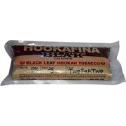 "Табак для кальяна Hookafina Blak 250 гр ""Two Fan Two"" (USA) Black Leaf Hookah Tobacco"