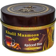 "Табак для кальяна Khalil Mamoon 250 гр ""Spiced Tea"" (USA) чай со специями"