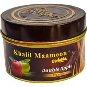 "Табак для кальяна Khalil Mamoon 250 гр ""Double Apple"" (USA) двойное яблоко"