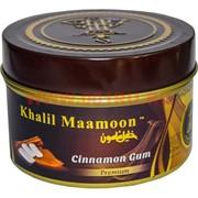 "Табак для кальяна Khalil Mamoon 250 гр ""Cinnamon Gum"" (USA) жвачка с корицей"
