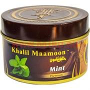 """Табак для кальяна Khalil Mamoon 250 гр """"Mint"""" (USA) мята"""