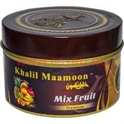 """Табак для кальяна Khalil Mamoon 250 гр """"Mix Fruit"""" (USA) смесь фруктов"""