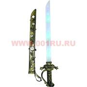 Светящийся меч с ножнами, цена за 60 шт
