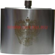 """Фляга """"Россия"""" 3.8 литра"""