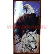 """Нарды """"Волк и орлан"""" 20х40 см"""