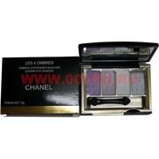 """Тени Chanel """"Les 4 ombres"""" (02) 12 гр"""