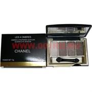 """Тени Chanel """"Les 4 ombres"""" (06) 12 гр"""